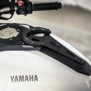 Yamaha MT07 accessoires adapterset tanktas