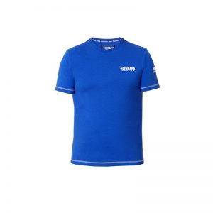 Paddock Blue Casual Heren T-shirt