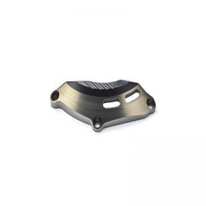 Yamaha YZF-R6 accessoires Billet carterbeschermer links