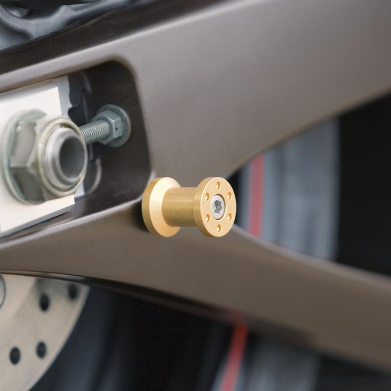 Yamaha YZF-R6 accessoires achterbrug bobbins