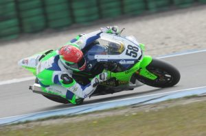 Yamaha Racing team Edwin Ott motoren Cliff Kloots