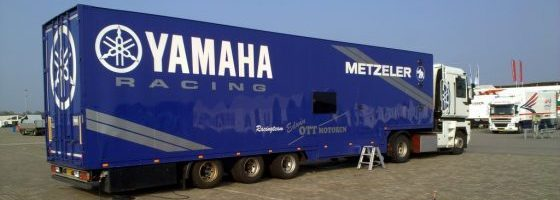 Yamaha Race Service