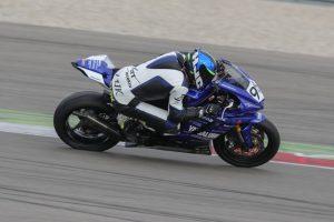 Yamaha Racing team Edwin Ott motoren Nick Vlaar
