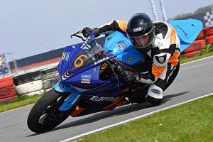 Yamaha Racing team Edwin Ott motoren Luuk de Ruiter