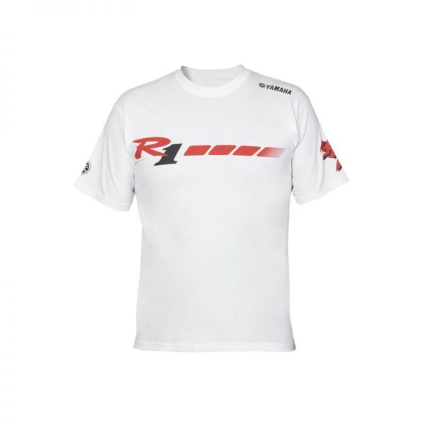YZF-R1's 20th Anniversary T-Shirt Wit