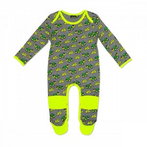 Turtle 46 Baby Overall