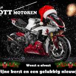 Ott motoren Yamaha nieuwjaarwens 2018