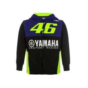 VR46 Zipped Hoody Kids