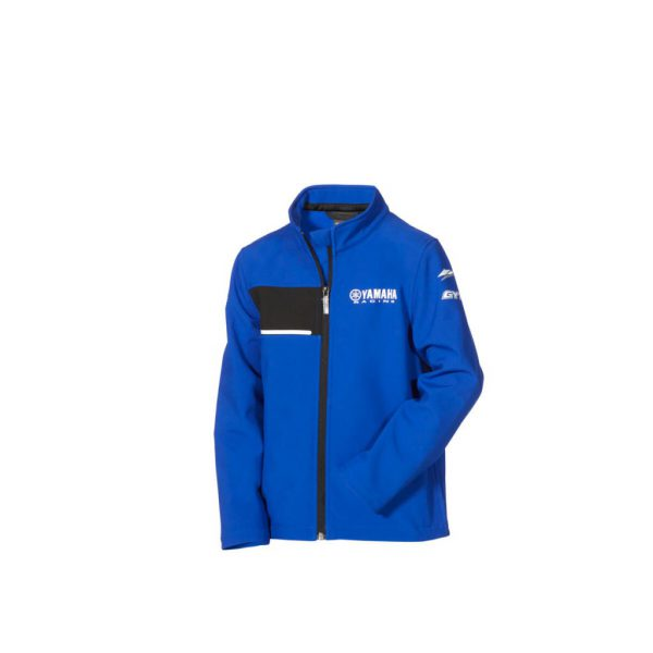 Paddock Blue Softshell Kids